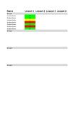 Data & Assessment Recorder
