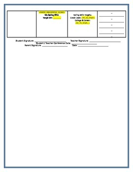 Data Assessment Sheet