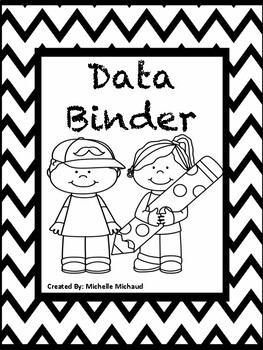 Data Binder Cover 2016-2017