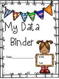 Data Binder Cover Sheets