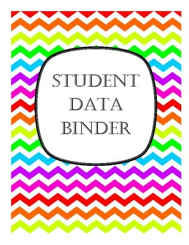 Data Binder Cover and Side