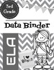 Data Binder Cover for ELA/MATH