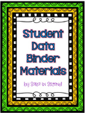 Data Binder Covers and Dividers