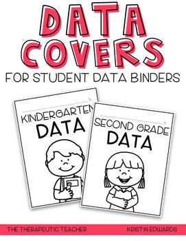 data binder covers for k 2 by kristin edwards teachers pay teachers