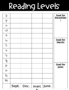 Data Binder {*ELA, Math, Writing, & More!*}