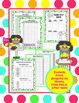 Student Data Tracking Binder for Goal Setting and Growth