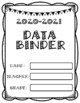Data Binder Inserts: 2017-2018