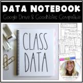 Data Binder for Teachers & Students
