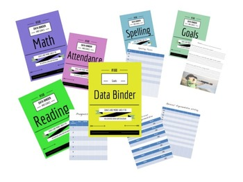 Data Binders- MUST HAVE!!