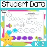 Data Binders- Under the Sea Ocean Theme