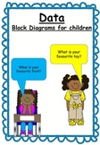 Graphing Data: Block Diagrams for children
