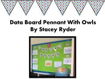 Data Board Owl Themed