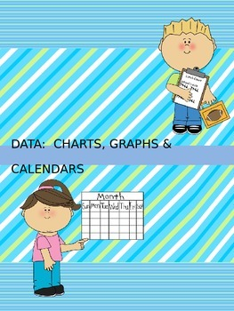 Data - Charts, Graphs & Calendars