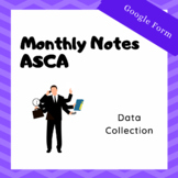 Data Collection: ASCA Monthly Delivery Services Google Form