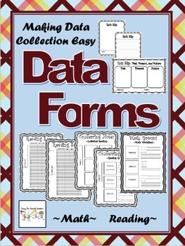 Data Collection Made Easy for Reading and Math