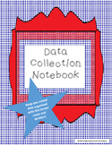 Data Collection Notebook Blue