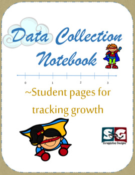 Data Collection Notebook - Student Led Conference Ideas