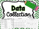 Data Collection Pack (data collection for special educators)