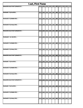 Data Collection Progress Report