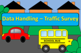 Data Handling and Graphing Activity - Traffic Survey.