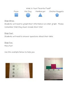 Data Collection and Graphing Homework