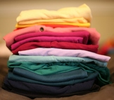 Data Collection for Folding Clothes developed for Google Forms