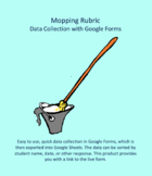 Data Collection for Mopping developed for Google Forms