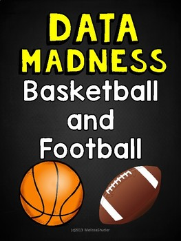 Math Madness -  College Football and Basketball Tournaments