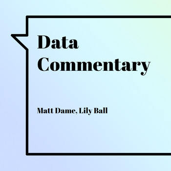 Presenting Data with Commentary