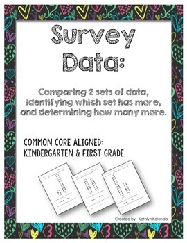 Survey Data - How Many More?