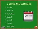 Data (Date in Italian) powerpoint