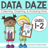 Data Daze:  Collecting, Graphing, and Analyzing Data  {Gra
