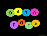 Data Dots:Maximum, Minimum, Range, Mean, Median, Mode