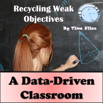 Data-Driven Classroom Instruction: Recycling Weak Objectives