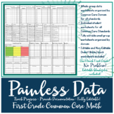 Data Tracking: 1st Grade Common Core Math Standards
