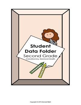 Second Grade Student Data Folder