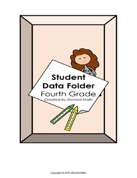 Fourth Grade Student Data Folder