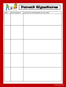 Data Folder *BUNDLE* - Grades 3-5