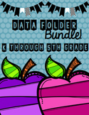 EDITABLE Data Folder Bundle!