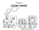 Data Folder for Kindergarten