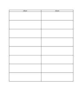 Data Folder for Primary Students...fully editable