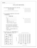 Data/Graph Assessment