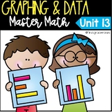 Data & Graphing Guided Master Math Unit 13
