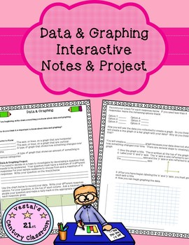 Data & Graphing Interactive Notes