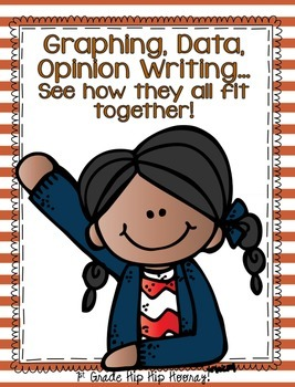 Data, Graphing, Opinion Writing...See what they support ea