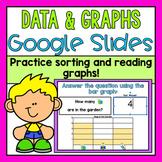 Data & Graphs Google Slides (Distance Learning)