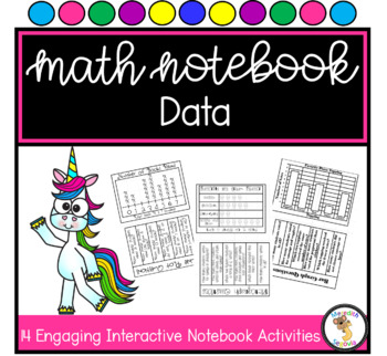 Data/Graphs Interactive Notebook Unit