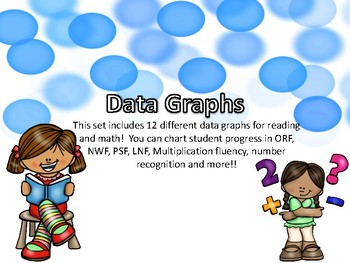 Data Graphs for Reading and Math
