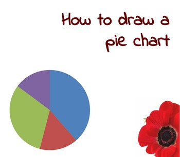 Data Handling - Drawing Pie Charts