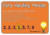 Data Handling Posters